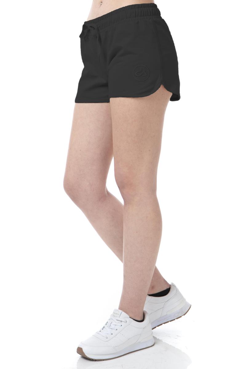 Dansport Γυναικείο αθλητικό Σορτς   10106-Μαύρο