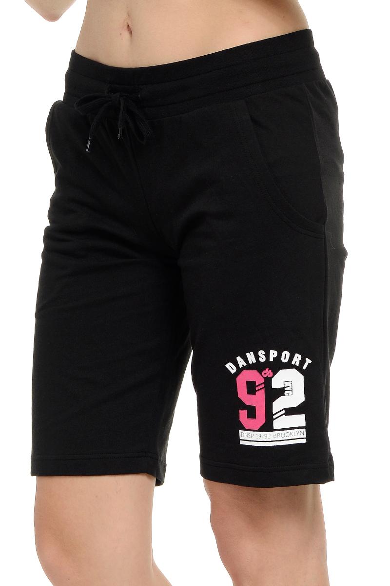 Dansport Γυναικεία Βερμούδα   10836-μάυρο