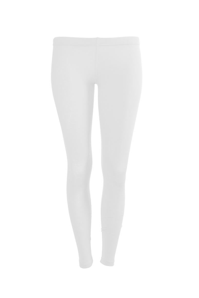 Dansport Γυναικείο Κολάν Βαμβακερό   7050-Λευκό