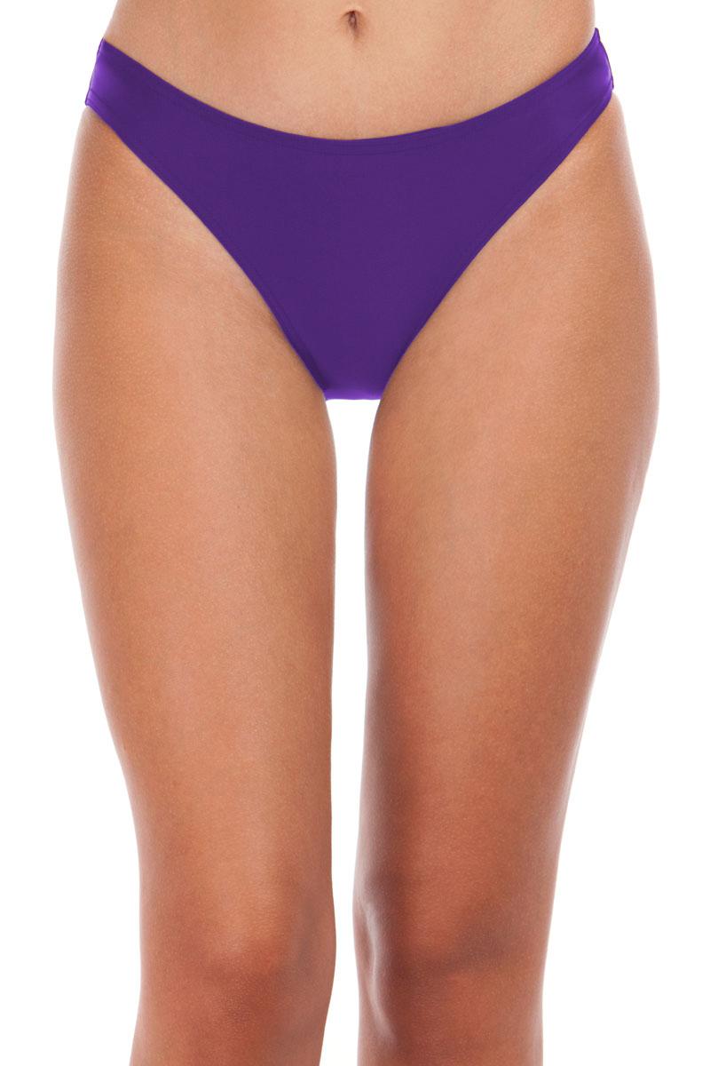 Dansport Γυναικείο Μαγιό Σλιπ | 4191-Purple